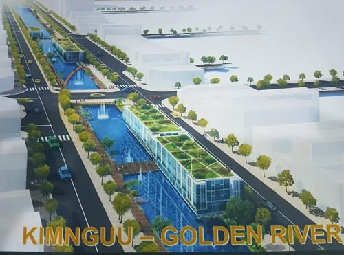 Tranh luận về đề xuất cải tạo sông Kim Ngưu - ảnh 1