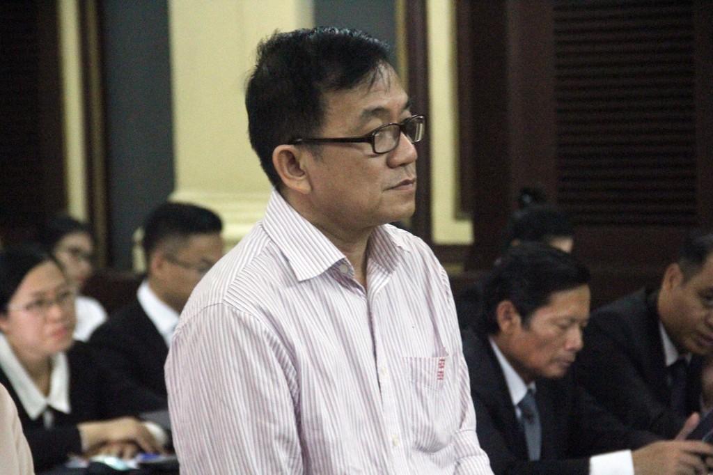 Bị cáo Trương Vui.