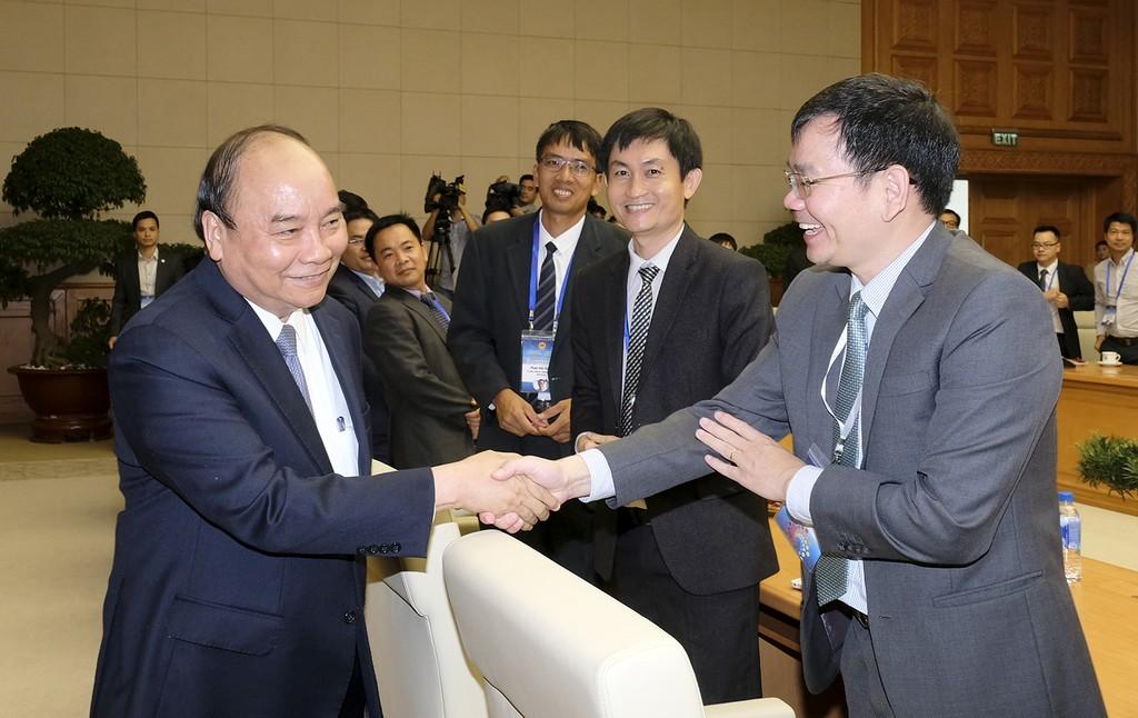 Chính phủ tạo điều kiện để liên kết trí tuệ Việt trong và ngoài nước - ảnh 3