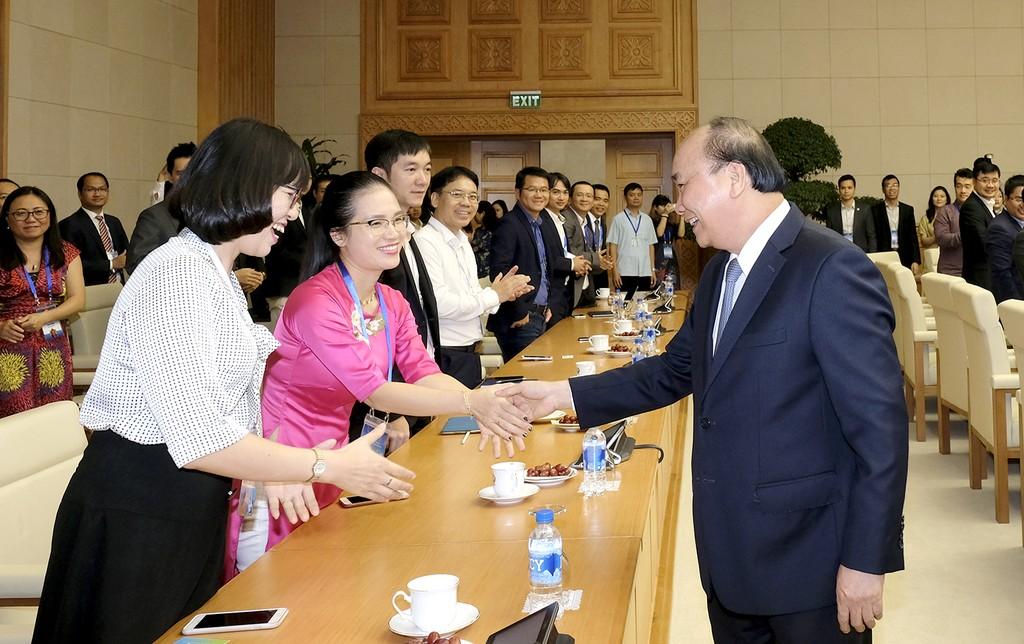 Chính phủ tạo điều kiện để liên kết trí tuệ Việt trong và ngoài nước - ảnh 4