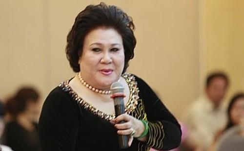 Bà Võ Thị Thanh - Chủ tịch HĐQT Công ty cổ phần Thuận Thảo Nam Sài Gòn.