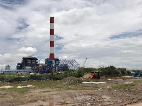 Dự án Nhà máy Nhiệt điện Thái Bình 2 do PVN làm chủ đầu tư, PVC làm tổng thầu EPC.