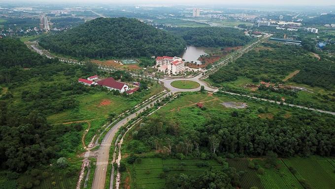 Dự án Đại học Quốc gia Hà Nội 15 năm sau khởi công - ảnh 1