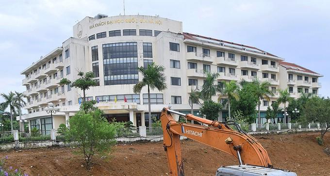 Dự án Đại học Quốc gia Hà Nội 15 năm sau khởi công - ảnh 4