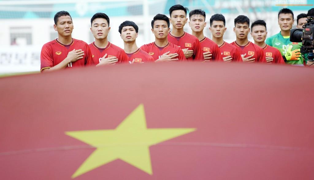 Khán giả Việt Nam sẽ được theo dõi các trận đấu của đội tuyển Việt Nam. Ảnh: Tuấn Mark (Nguồn Viettel)