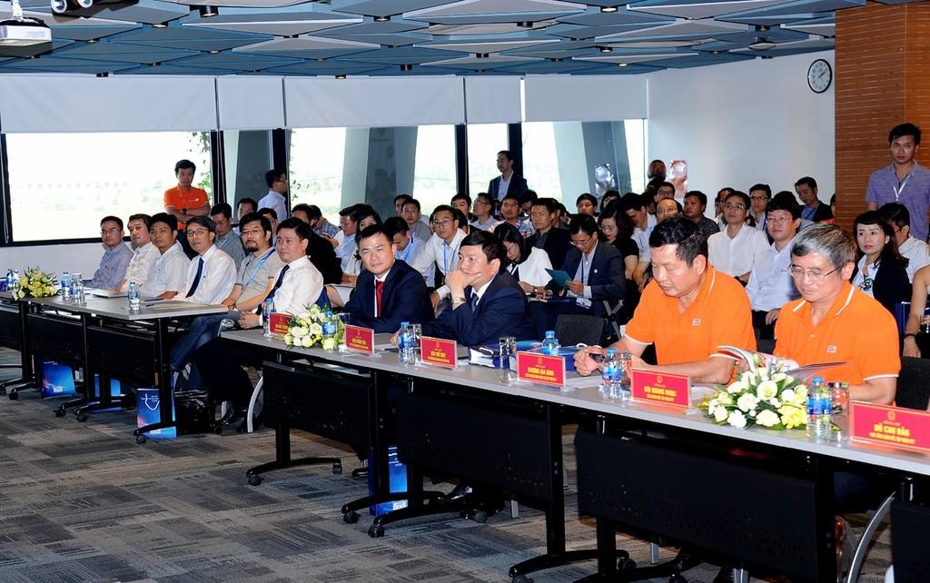 VNPT tham dự chương trình Kết nối mạng lưới đổi mới sáng tạo Việt Nam 2018 - ảnh 1