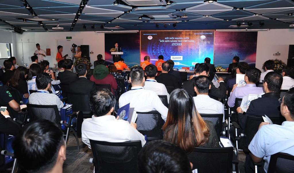 VNPT tham dự chương trình Kết nối mạng lưới đổi mới sáng tạo Việt Nam 2018 - ảnh 2