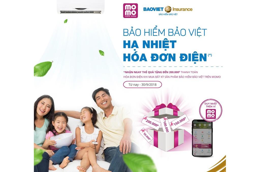 Bảo hiểm Bảo Việt hợp tác cùng ví điện tử MoMo để bán trực tiếp các sản phẩm bảo hiểm - ảnh 1