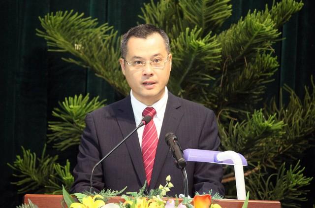 Ông Phạm Đại Dương - Chủ tịch UBND tỉnh Phú Yên