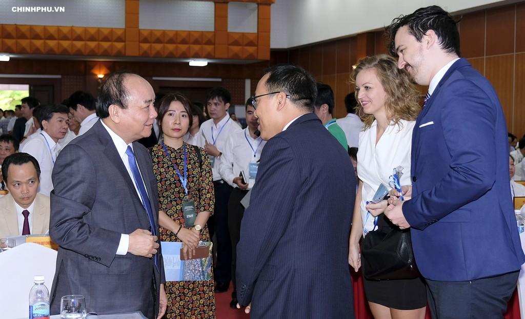 Thủ tướng dự Hội nghị xúc tiến đầu tư tỉnh Quảng Bình - ảnh 1