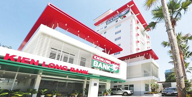 NHNN chấp thuận cho KienLongBank trả cổ tức và thưởng cổ phiếu tỷ lệ 8%
