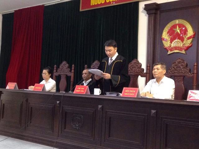 Cựu Chủ tịch HĐQT PVTex lĩnh 28 năm tù - ảnh 1
