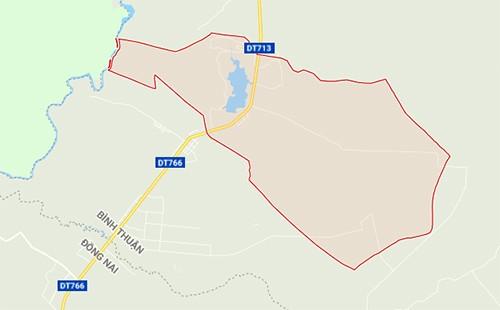 Sập cầu, một huyện ở Bình Thuận bị chia cắt - ảnh 2