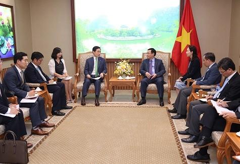 Lotte muốn đầu tư vào fintech tại Việt Nam - ảnh 1