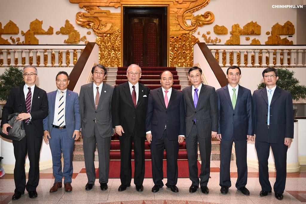 Chính phủ Việt Nam đánh giá rất cao quan hệ với Nhật Bản - ảnh 1