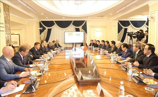 Không ngừng làm sâu sắc hơn quan hệ đối tác chiến lược toàn diện Việt Nam-LB Nga - ảnh 1