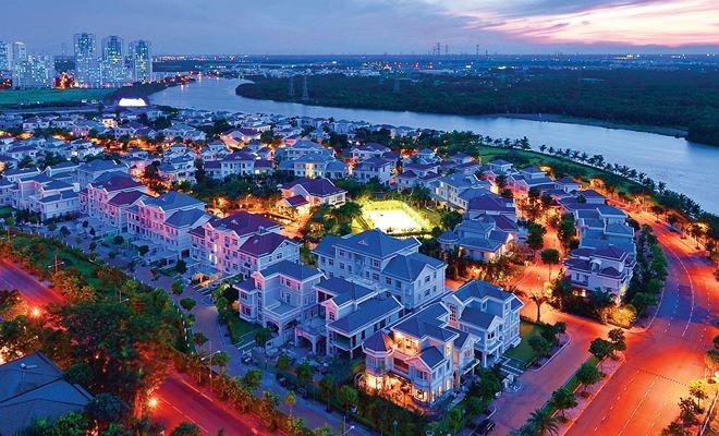 Thị trường bất động sản Việt Nam được đánh giá còn nhiều tiềm năng phát triển.