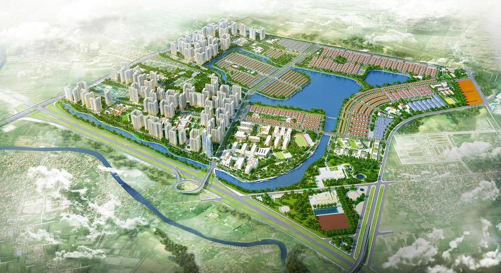 Phê duyệt quy hoạch chi tiết khu đô thị Gia Lâm