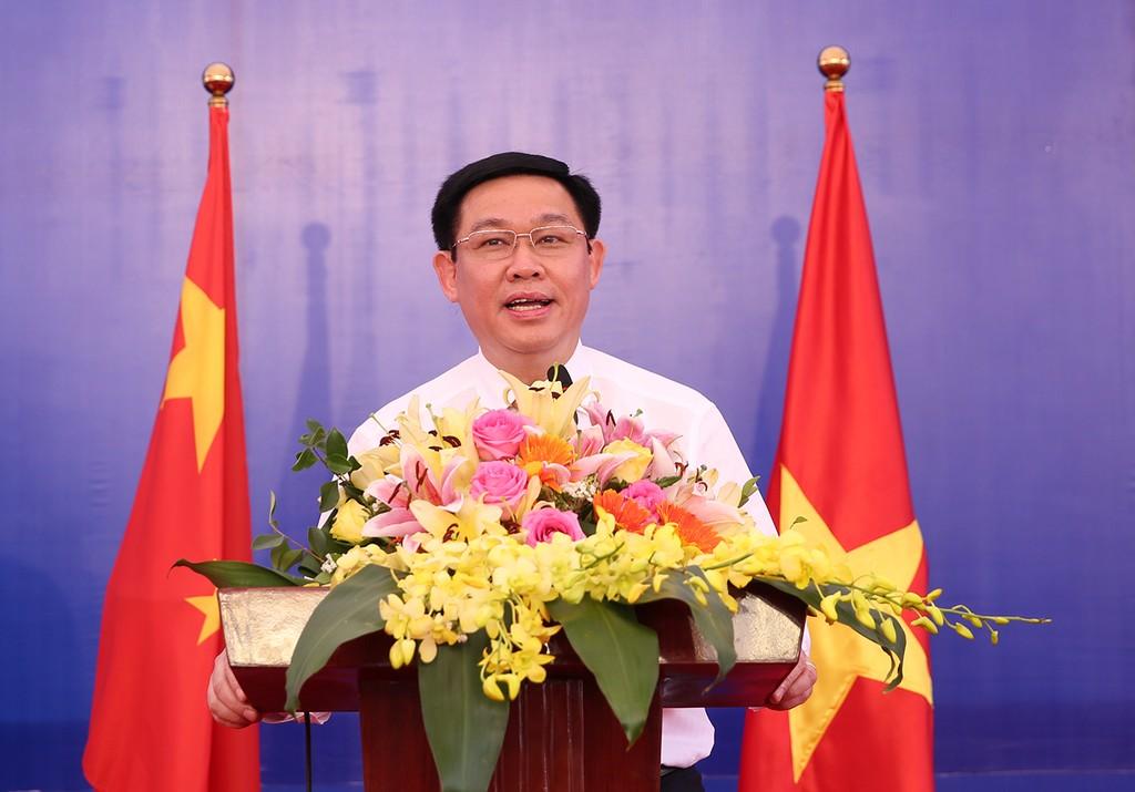 Khai trương cặp cửa khẩu giữa Lạng Sơn-Khu tự trị dân tộc Choang Quảng Tây (Trung Quốc) - ảnh 1