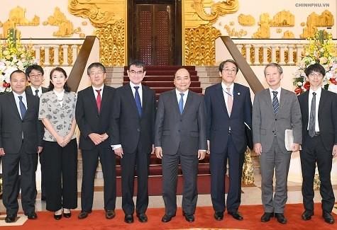 Thủ tướng tiếp Bộ trưởng Ngoại giao Nhật Bản - ảnh 2
