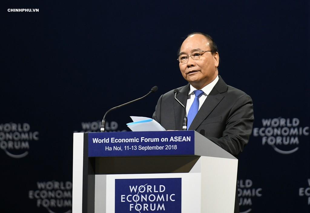 Thủ tướng mong muốn không khí hợp tác khởi nghiệp 4.0 lan tỏa trong ASEAN - ảnh 1