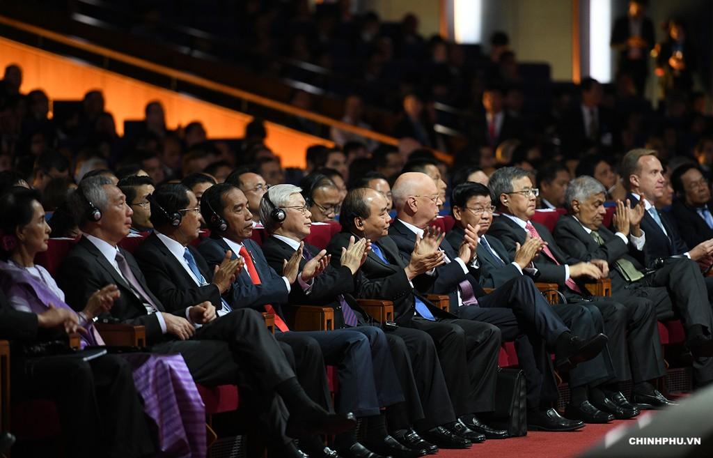 Thủ tướng mong muốn không khí hợp tác khởi nghiệp 4.0 lan tỏa trong ASEAN - ảnh 2