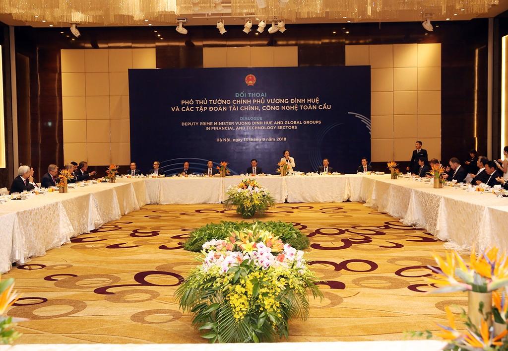 Việt Nam muốn đẩy nhanh việc xây dựng nền kinh tế số - ảnh 2
