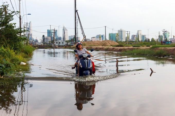 Hiện trạng 4,3 ha đất bị thu hồi sai ở Khu đô thị Thủ Thiêm - ảnh 2