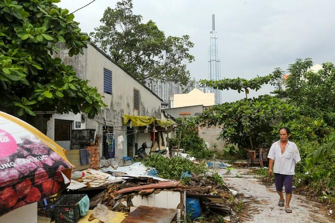 Hiện trạng 4,3 ha đất bị thu hồi sai ở Khu đô thị Thủ Thiêm - ảnh 4