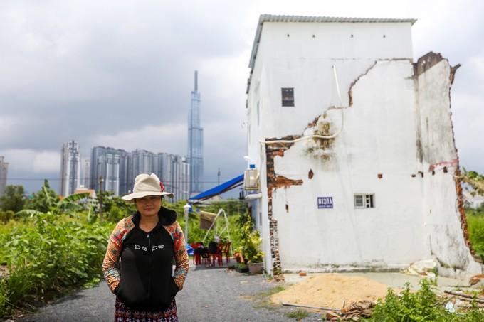 Hiện trạng 4,3 ha đất bị thu hồi sai ở Khu đô thị Thủ Thiêm - ảnh 5