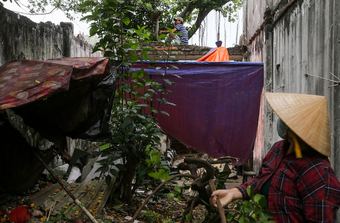 Hiện trạng 4,3 ha đất bị thu hồi sai ở Khu đô thị Thủ Thiêm - ảnh 9