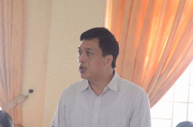 Công an khám nhà nguyên Chánh Văn phòng Thành uỷ Đà Nẵng - ảnh 1
