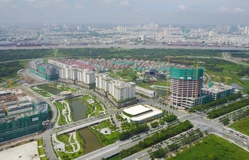 Khu đô thị Thủ Thiêm sau 22 năm quy hoạch.