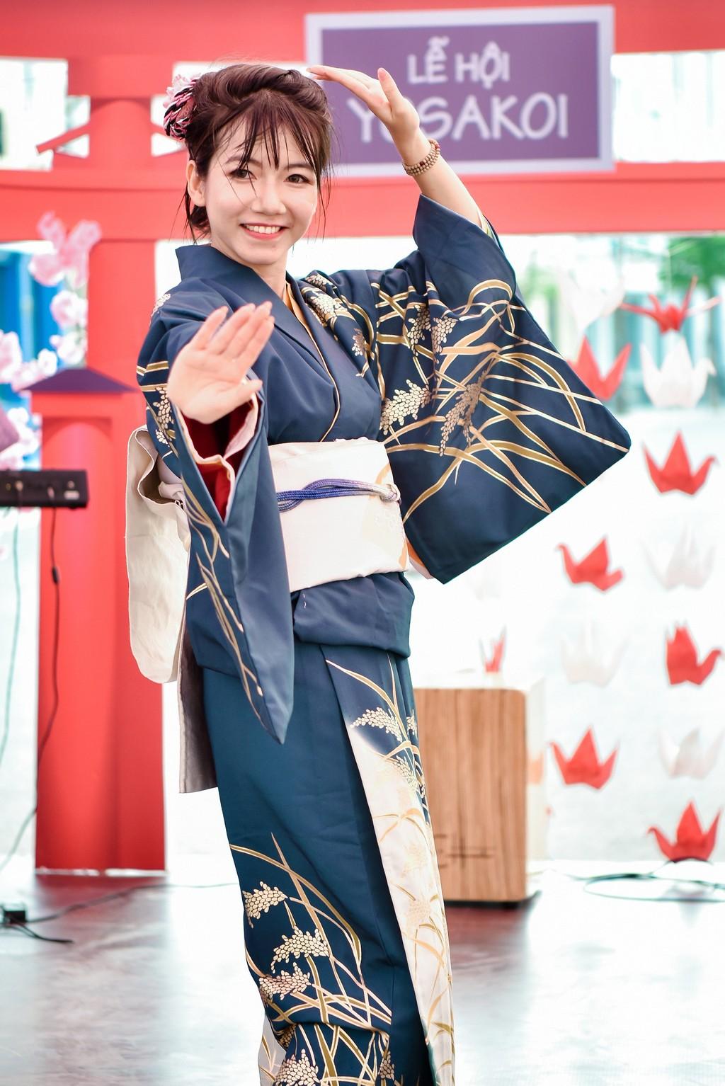 Lễ hội Yosakoi: Dấu ấn Nhật Bản bên vịnh Hạ Long - ảnh 5