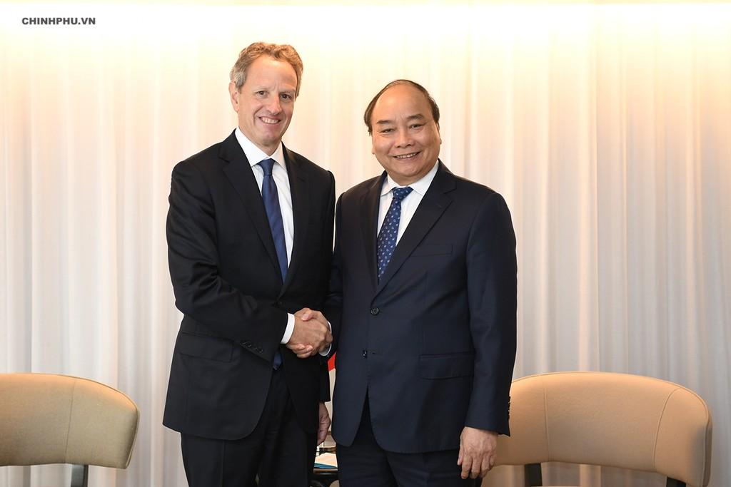 Chùm ảnh: Hoạt động của Thủ tướng Nguyễn Xuân Phúc tại LHQ - ảnh 12