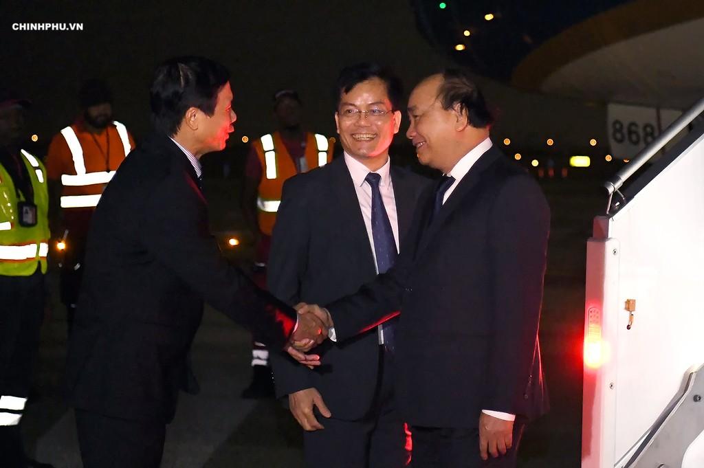 Chùm ảnh: Hoạt động của Thủ tướng Nguyễn Xuân Phúc tại LHQ - ảnh 1