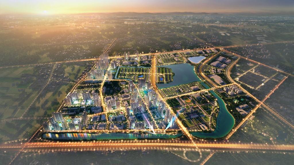 """Đại đô thị đẳng cấp """"Singapore và hơn thế nữa"""" - ảnh 2"""