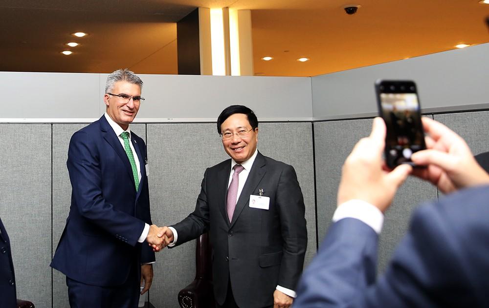 Nhiều nước khẳng định ủng hộ Việt Nam tại Liên Hợp Quốc - ảnh 1