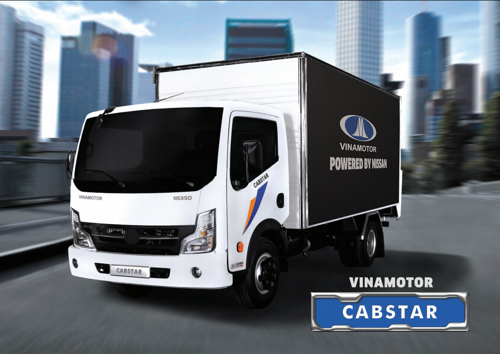 Vinamotor ra mắt hai dòng sản phẩm xe với công nghệ hiện đại lần đầu xuất hiện tại Việt Nam - ảnh 1