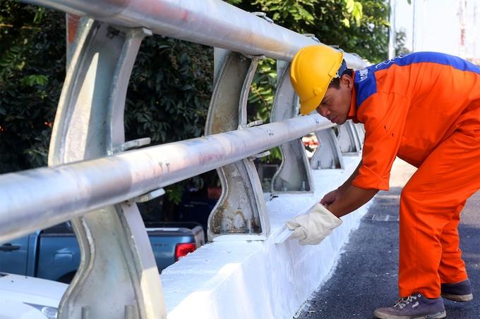 Cầu vượt hơn 300 tỷ đồng ở Hà Nội sắp thông xe - ảnh 2