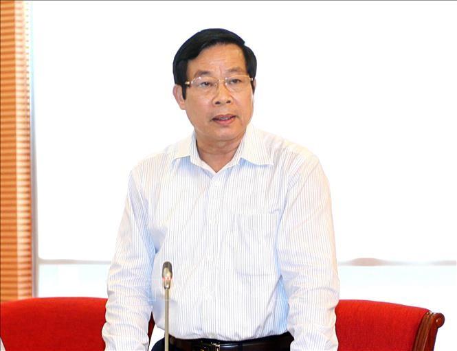 Cách chức Ủy viên Trung ương Đảng khóa XI đối với đồng chí Nguyễn Bắc Son - ảnh 1