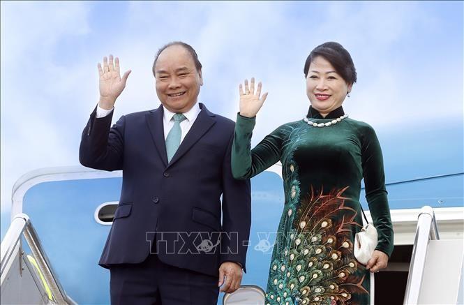 Thủ tướng Nguyễn Xuân Phúc sẽ tham dự Hội nghị Cấp cao Hợp tác Mê Công - Nhật Bản - ảnh 1
