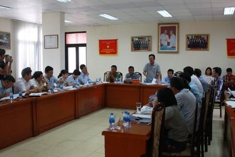 Người dân trình bày khiếu nại, tố cáo với lãnh đạo Thanh tra Chính phủ và Ban Tiếp công dân Trung ương.