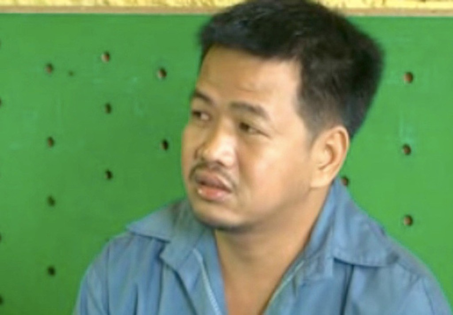 Đối tượng Huỳnh Văn Khon (ảnh CTV)