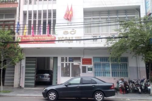 Sở Ngoại vụ Bình Định.