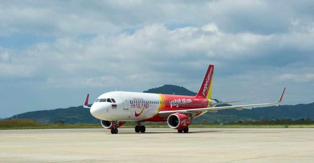 Ngày 15/10: Vietjet sẽ khai trương chuyến bay đầu tiên Đà Nẵng – Bangkok