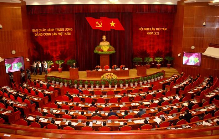 Hội nghị Trung ương 8, khóa XII.