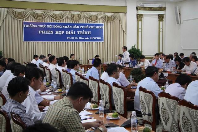 Lãnh đạo HĐND TPHCM nghi ngờ con số hơn 70% khiếu nại sai mà Thanh tra thành phố đưa ra
