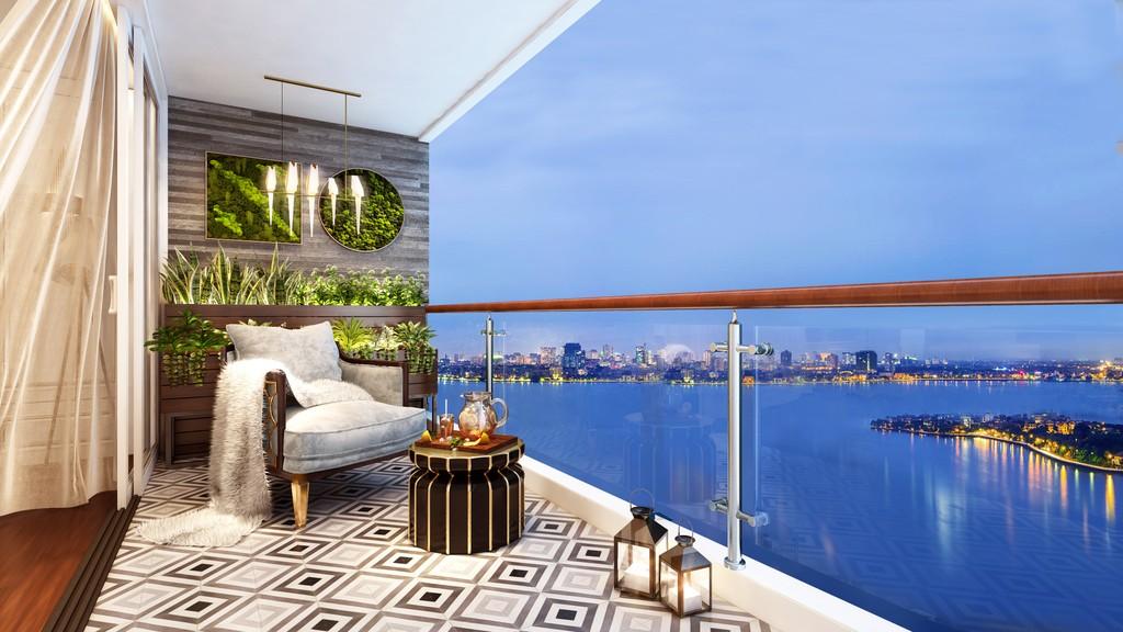 Lựa chọn ưu việt của nhà đầu tư trước sức hút căn hộ cho thuê ven Hồ Tây - ảnh 2