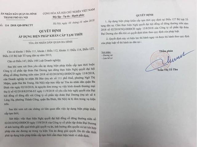 Làm rõ lùm xùm thi hành án dân sự liên quan tới ông Hà Văn Thắm - ảnh 1